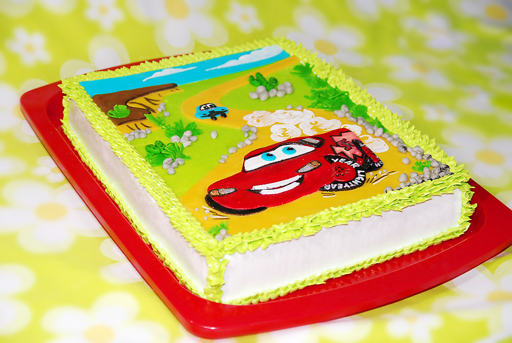 детские торты для мальчиков картинки
